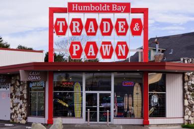Humboldt Bay Trade & Pawn store photo